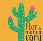 Flor de Mandacaru Buffet Logotipo